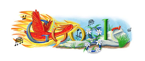google's igor stravinsky